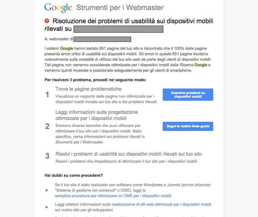 Google Mobile Email